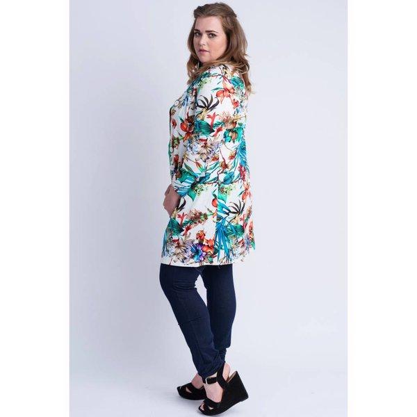 Magna Fashion Vest N8005  PRINT