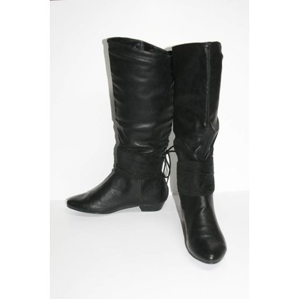 Boot BLACK LACE