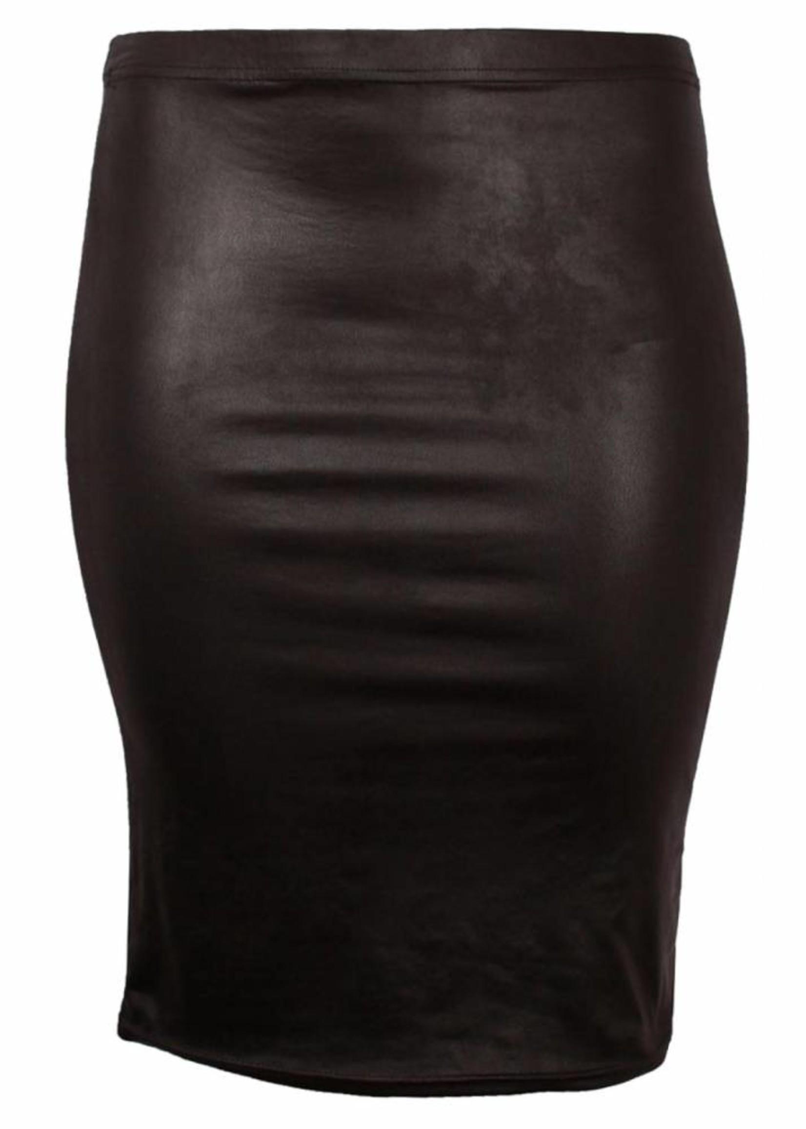 Magna Fashion Rok G41 LEATHERLOOK WINTER