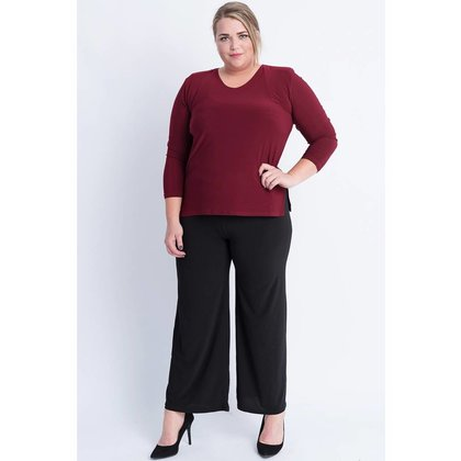 Magna Fashion Trousers D03 SOLID BASIS