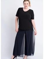 Magna Fashion Trousers D4003 CHIFFON WINTER