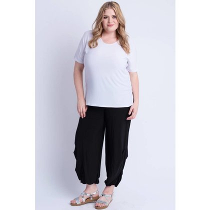 Magna Fashion Trousers D46 SOLID BASIS