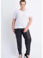Magna Fashion Broek D7003 LEATHERLOOK