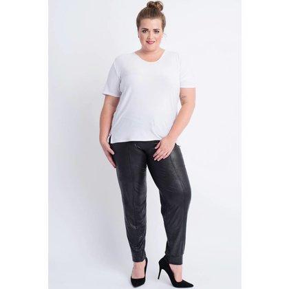 Magna Fashion Pantalon D7003 LEATHERLOOK