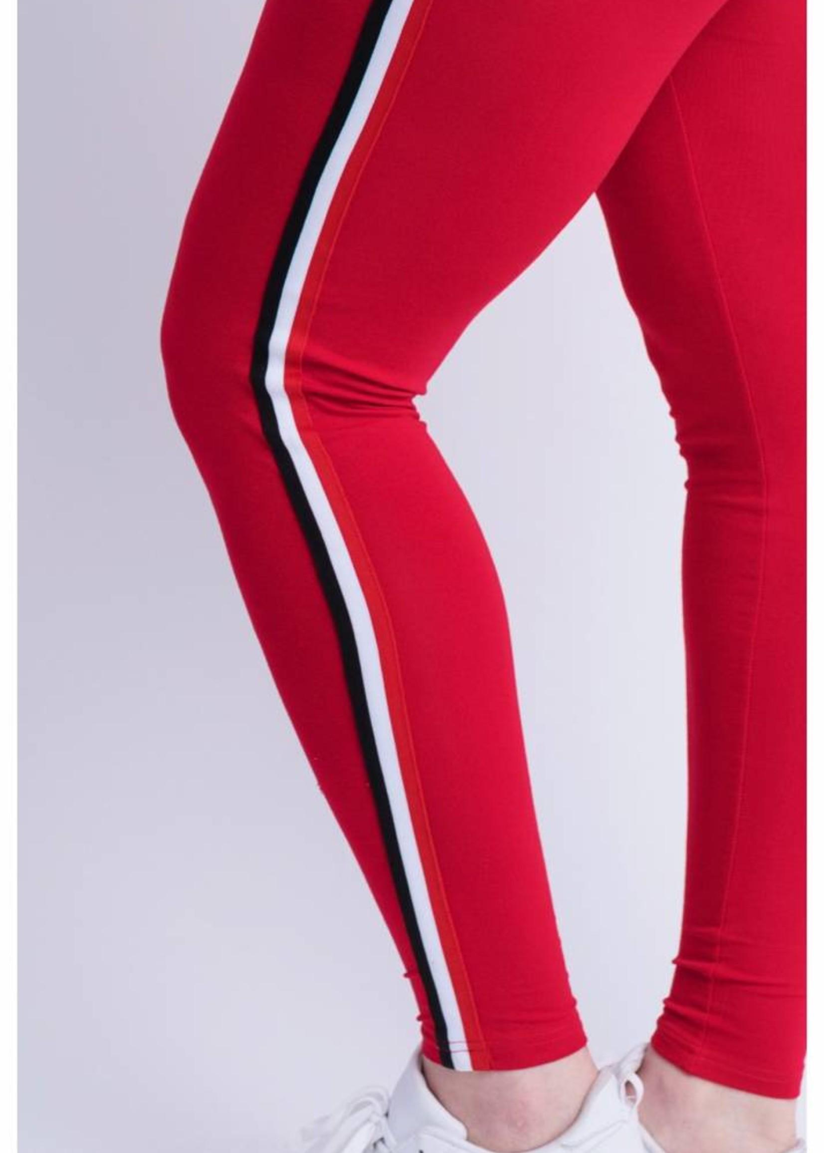 Magna Fashion Legging F8001 SOLID VISCOSE