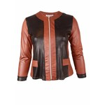 Magna Fashion Jas K31 2T LEATHER LOOK WINTER