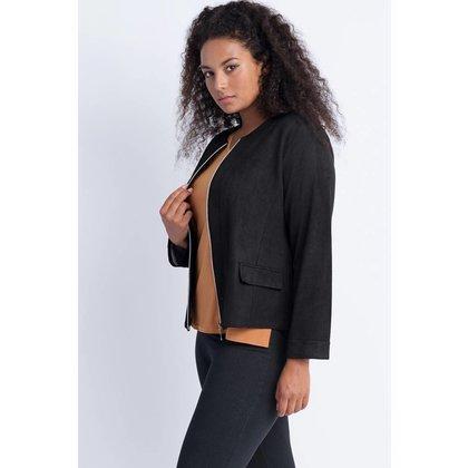 Magna Fashion Jacke K31 Wildleder fühlen