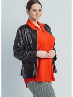 Magna Fashion Jacket K7001 LEATHERLOOK WINTER