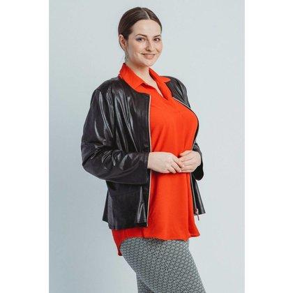 Magna Fashion Blazer K7001 LEATHERLOOK WINTER