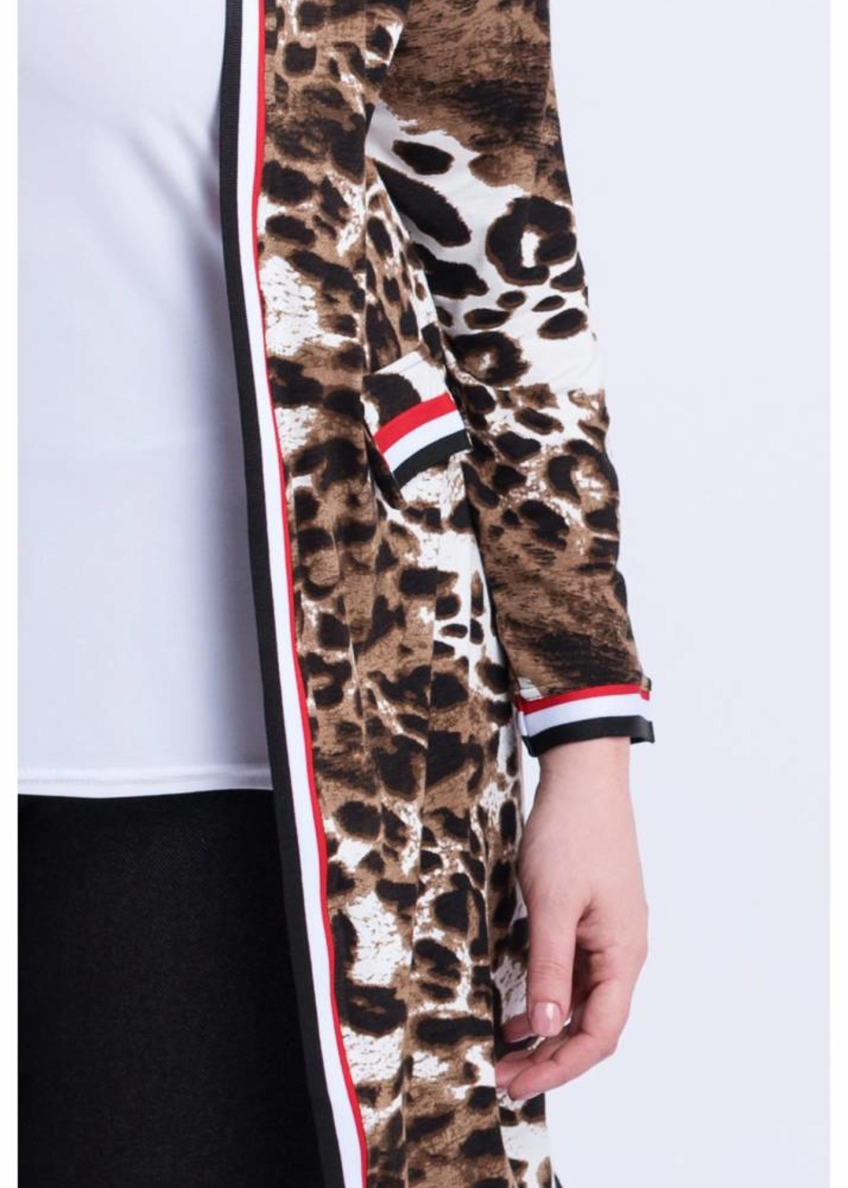 Magna Fashion Vest N8003 PRINT VISCOSE