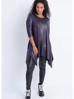 Magna Fashion Tunika C01 LEDERLOOK
