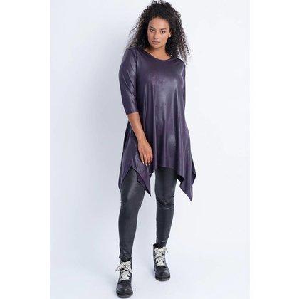 Magna Fashion Tunique C01 LEATHERLOOK