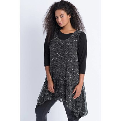 Magna Fashion Tunic C326 NET WINTER