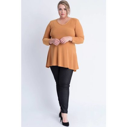 Magna Fashion Tunic C356 SOLID WINTER