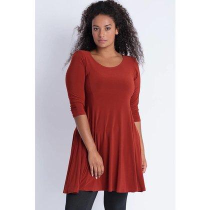Magna Fashion Dress C6031 SOLID WINTER