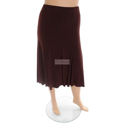 Magna Fashion Sales Skirt JOBS WINTER BROWN