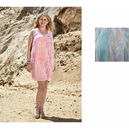 Zhenzi Kleid BYRON 595 BLAU