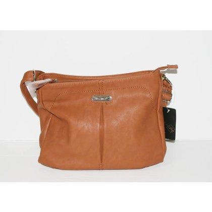 MELANIE handbag COGNAC
