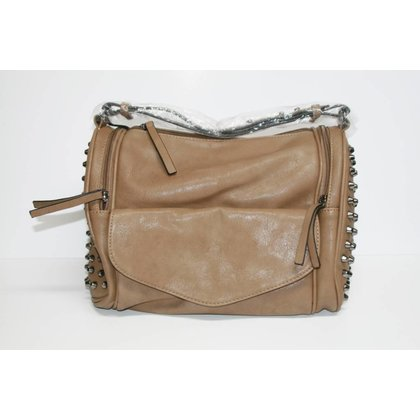 Handbag ETERNAL STUDS TAUPE