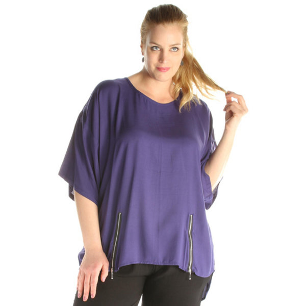 Luna Serena Shirt HEATHER