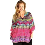 Luna Serena Blouse HAPPY