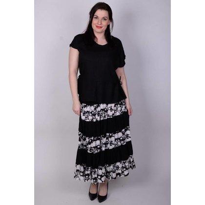 Luna Serena Skirt FRAN PRINT