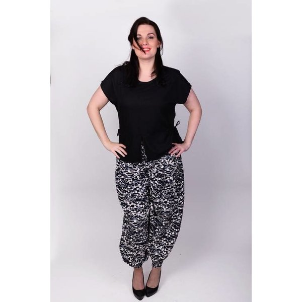 Luna Serena Trousers BLYSS XL PRINT 2