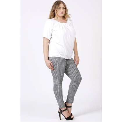 Magna Fashion Pants D7002 VISCOSE PRINT