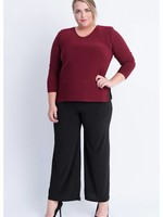 Magna Fashion Trousers D03 SOLID BASE EXTRA LONG