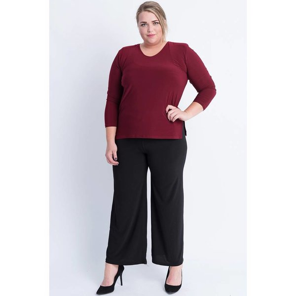 Magna Fashion Broek D03 SOLID BASIS  EXTRA LANG