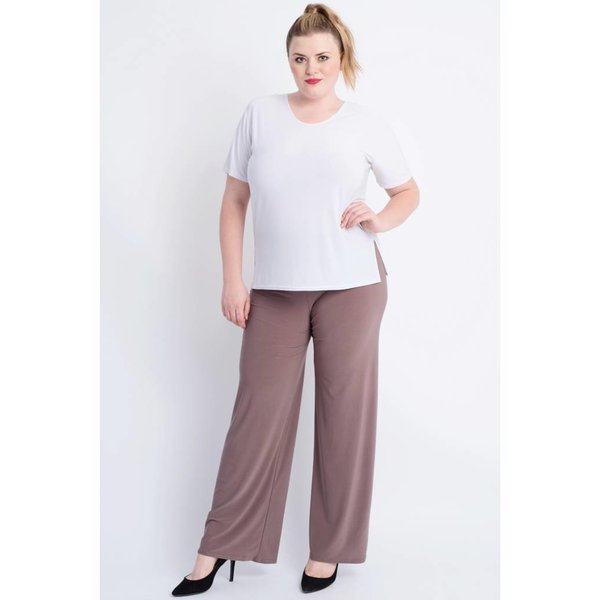 Magna Fashion Pantalon D03 SOLID BASE EXTRA LONG