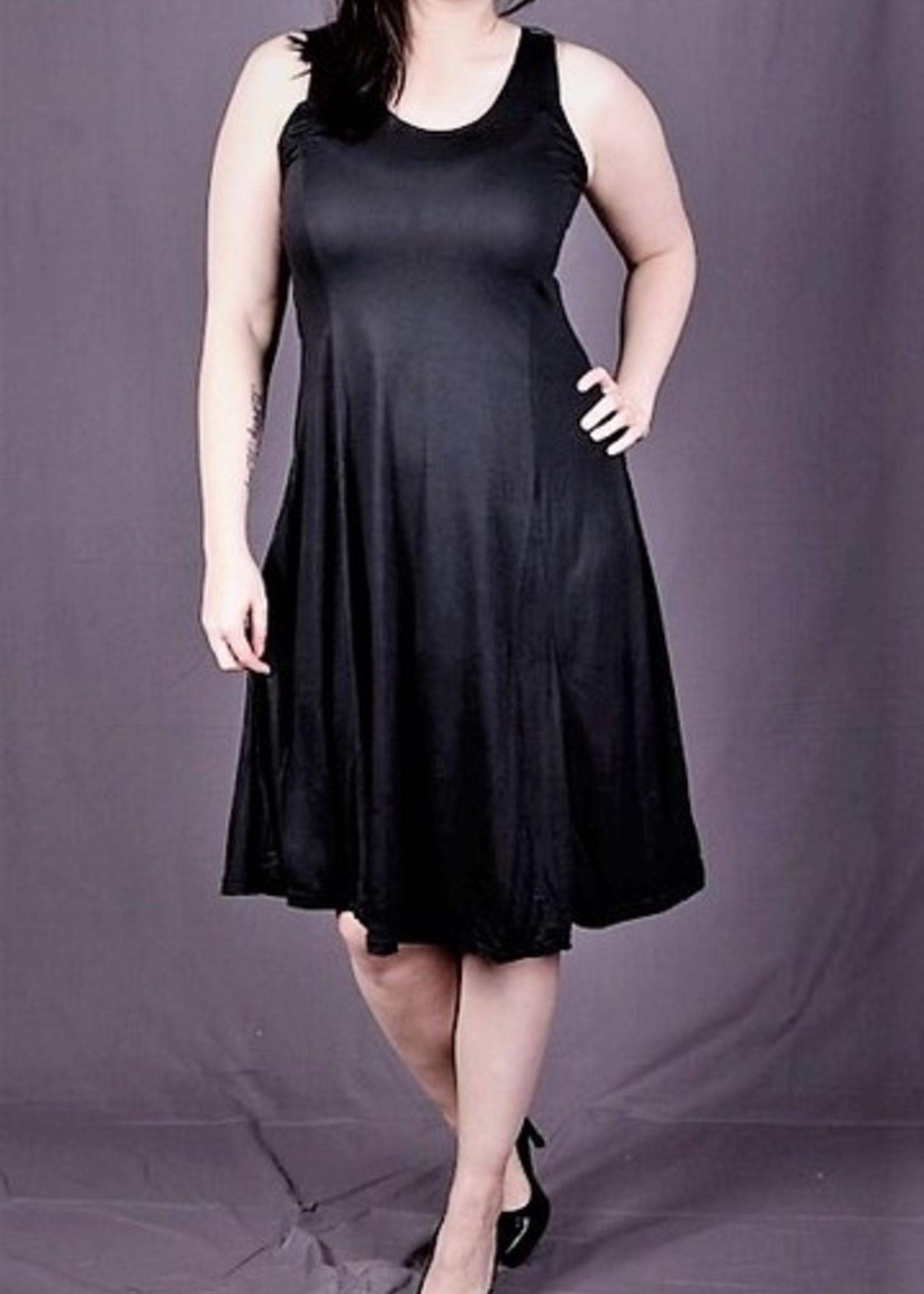 Luna Serena Dress Eco Jersey