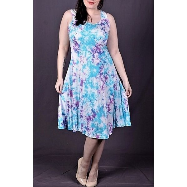 Luna Serena Kleid Eco Jersey