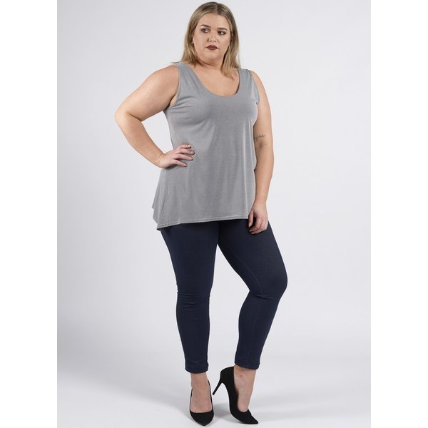 Magna Fashion Top A26 SOLID WINTER