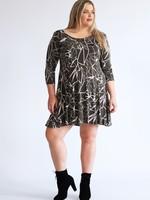 Magna Fashion Dress C6031 PRINT II