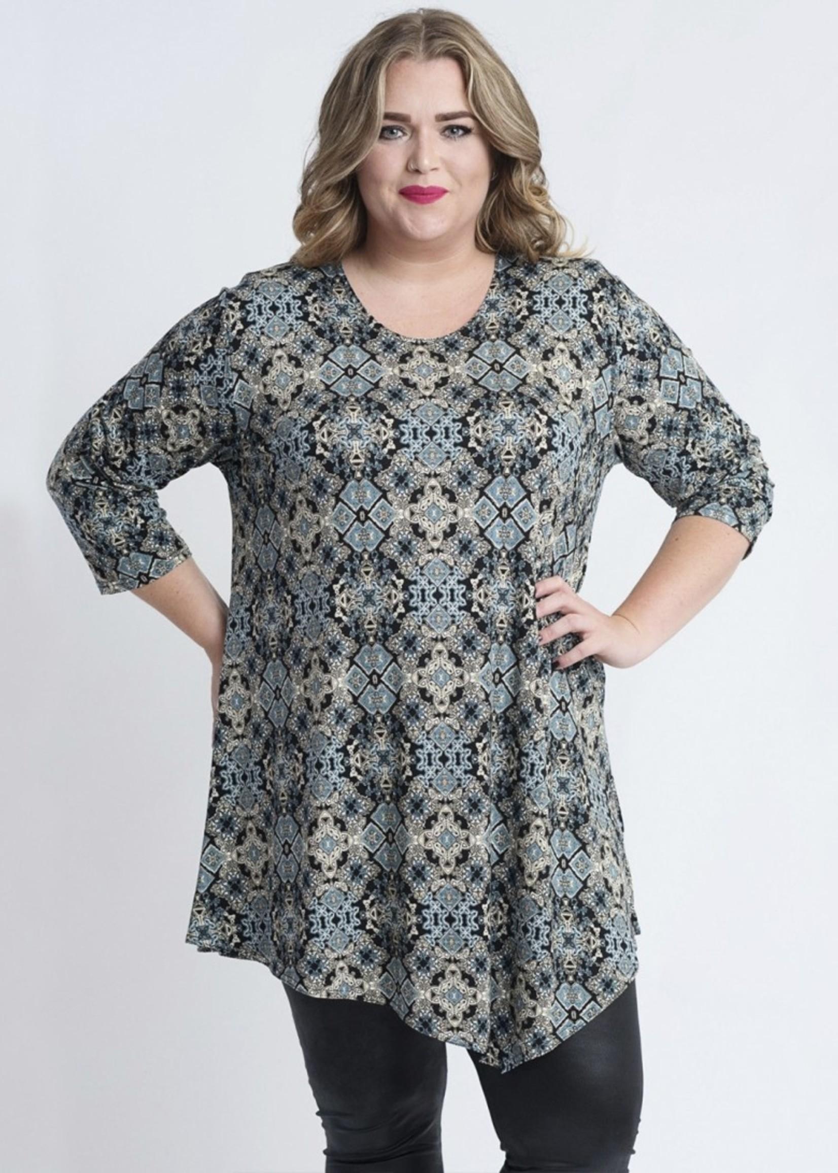 Magna Fashion Shirt B93 PRINT