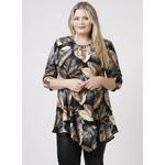 Magna Fashion Shirt B93 PRINT WINTER