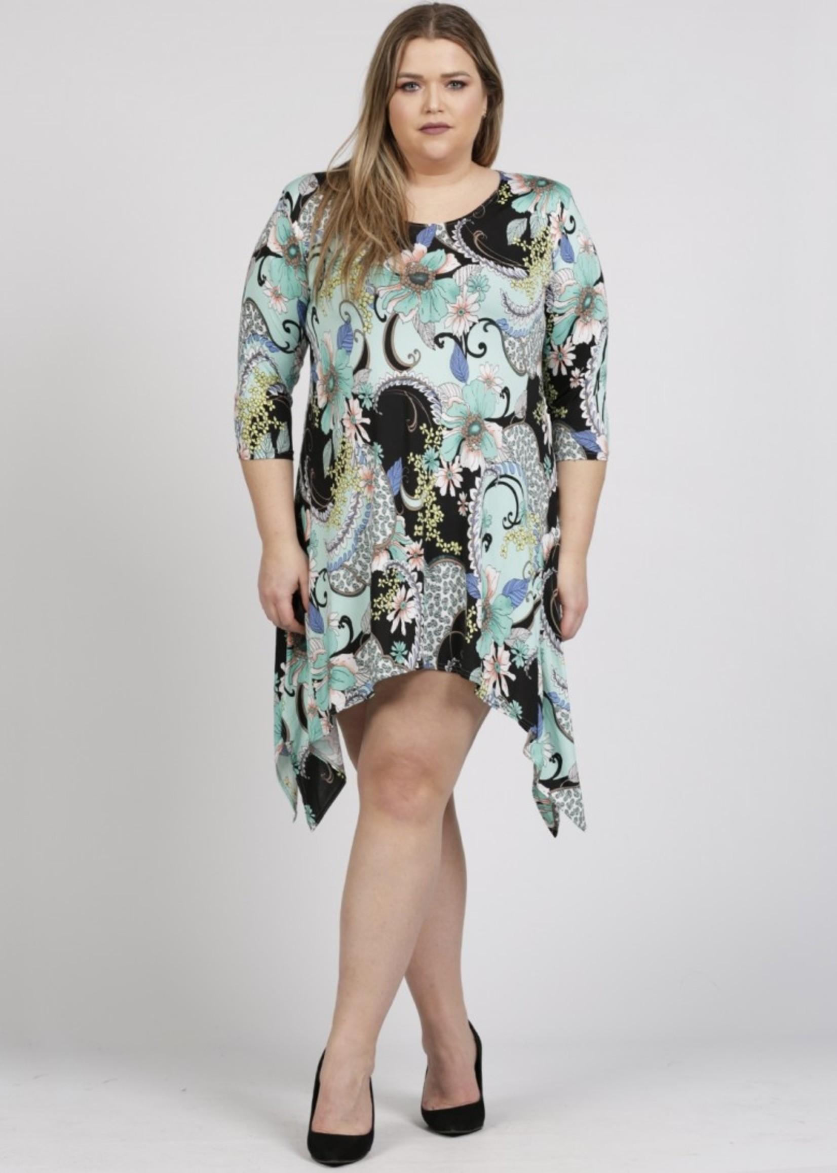 Magna Fashion Tuniek C01 PRINT