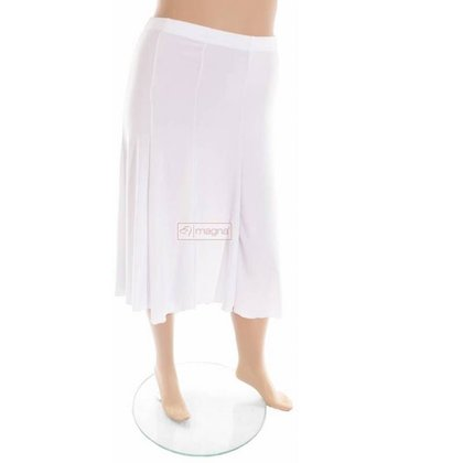 Magna Fashion Sales Skirt JOBS WHITE