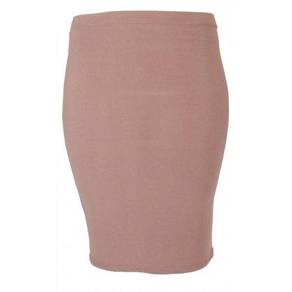 Magna Fashion Sales Skirt LUZERNE TAUPE