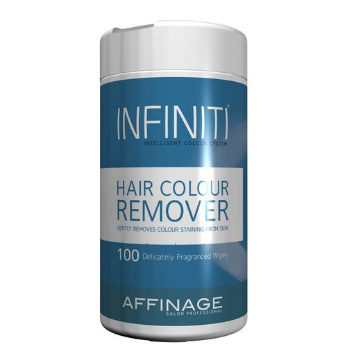Affinage Infiniti Hair Colour Remover Wipes 100pcs