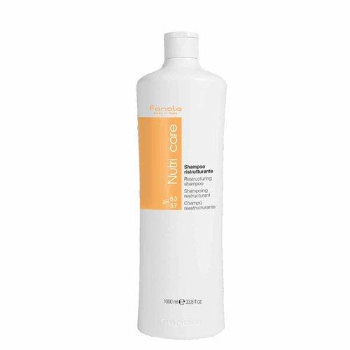Fanola Nutri Care Restructing Shampoo Salon - 1000ml