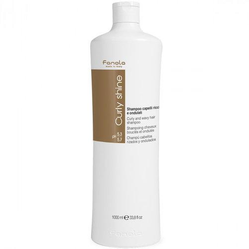 Fanola Curly Shine Shampoo