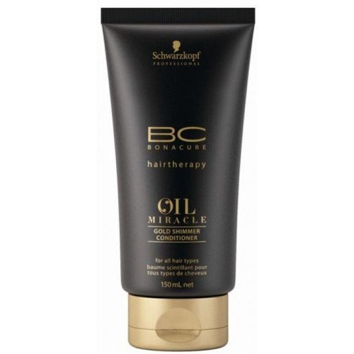 Schwarzkopf BC Oil Miracle Gold Shimmer Conditioner - 150ml