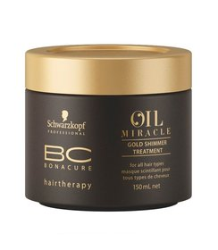 Oil Miracle Gold Treatment