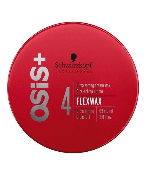 Schwarzkopf Osis+ Flexwax Ultra Strong - 85ml