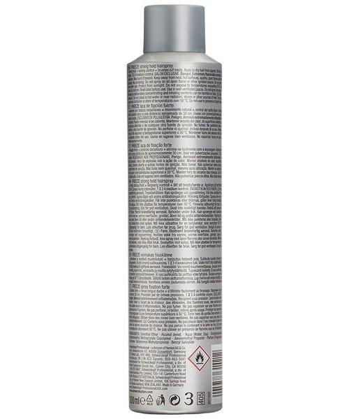Schwarzkopf Osis+ Freeze Hairspray