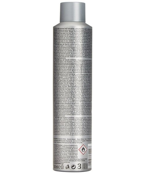 Schwarzkopf Osis+ Session Hairspray