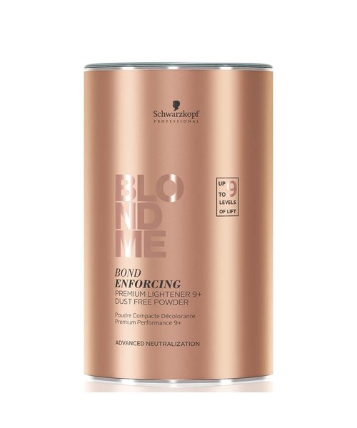 Schwarzkopf Blond Me Premium Lift 9+ Blondeerpoeder - 450gr,