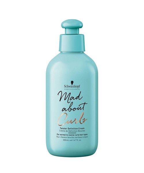 Schwarzkopf Mad About Curls Twister Definition Cream - 200ml